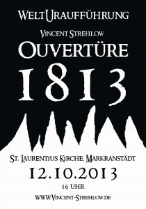 Ouvertüre 1813