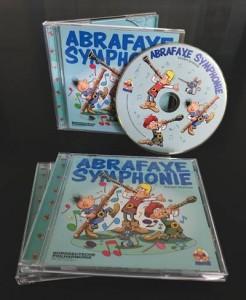 Abrafaxe Symphonie CD