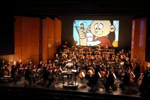 Uraufführung Abrafaxe Symphonie