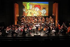 Generalprobe Abrafaxe Symphonie